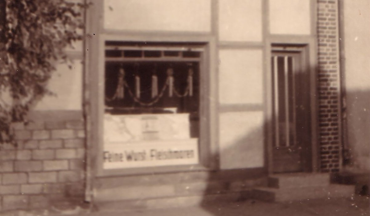 historie laden-neubau